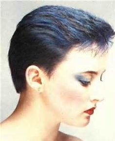 Pixie Haircut with Shaved Nape - Bing images