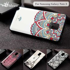 Fashion Painted TPU Silicone Soft 5.7For Samsung Galaxy Note 3 Case For Samsung Galaxy Note 3 N9000 Phone Case Cover MC001
