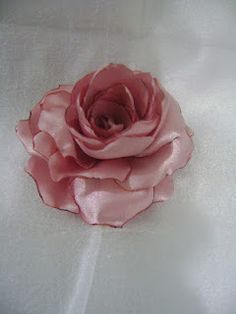 synthetic fabric ROSE