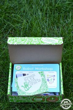 Green Kid Crafts: The Craft Box to Rule Them All
