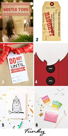 Super cute and useful free Christmas printables from the web from cards, paper, baubles and colouring cards