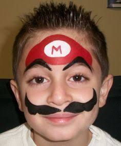 pintura para niños en cara super heroes - Pesquisa Google