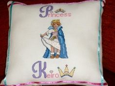 What little girl doesn't want to be a princess!