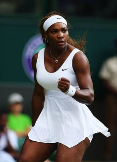 6/24/14 World #1 Serena Williams Wins All-American The Championships, Wimbledon Opener. Serena def. Anna Tatashvilli 6-1, 6-2 in their 1st rd match on Centre Court. #YaY #RenasArmy