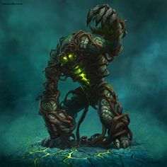 x__Golem_Horrid_d_creature_co