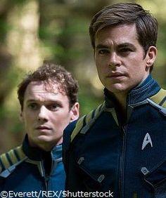 スタートレック ビヨンド Star Trek 2009, Star Trek Reboot, Star Trek Cast, New Star Trek, Star Wars, Anton Yelchin, Star Trek Beyond, Star Trek Actors, Star Trek Movies