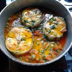 Moqueca de Peixe - A moqueca de peixe é uma das receitas prediletas quando se fala em frutos do mar... O sabor desta moqueca de peixe ficou maravilhoso, mui...