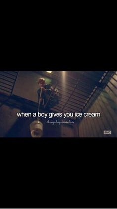 Breaking Bad: When a boy gives you ice cream