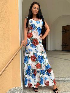 Maxis, Spandex, Dresses, Fashion, Vestidos, Moda, Fashion Styles, Dress, Fashion Illustrations
