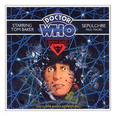 Doctor Who: Demon Quest 5: Sepulchre CD Audiobook Brand New  Tom Baker