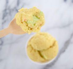 Where To Eat: Cookie Dough Creations Cookie Dough To Eat, Secret Recipe, Chicago Restaurants, Milkshake, Ice Cream, Cookies, Desserts, Recipes, Food
