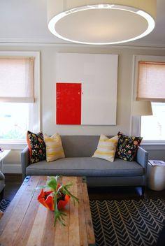 Liza Davids Eclectic Mod Home Garden In Atlanta