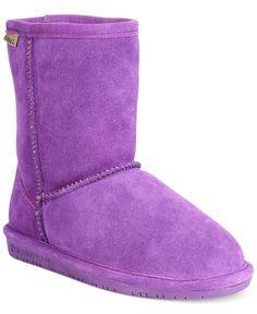 Bearpaw Girls' or Little Girls' Emma Boots