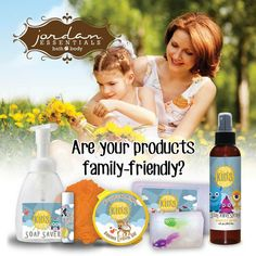 With so many unknown scary ingredients in skin care products today do you know what's in your products?    You can rest assured we have you and your family in mind when we make our skin care products!  Safe, healthy, and effective skin care products that are family-friendly! www.myjestore.com/lizzie