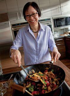 Burmese Chile Chicken | SAVEUR .A stir fry.
