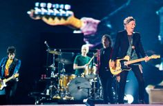 Keith Richards - Abu Dhabi – 21 February 2014 | The Rolling Stones