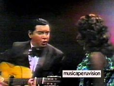 "MARCO ANTONIO MUÑIZ Y CELIA CRUZ "" ECHAME LA CULPA"" 1977"