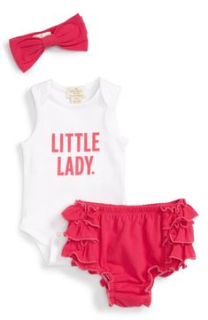 652f4096d kate spade new york  little lady  gift set (Baby Girls)