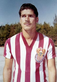 "Salvador ""Chava"" Reyes,Deportivo Guadalajara"
