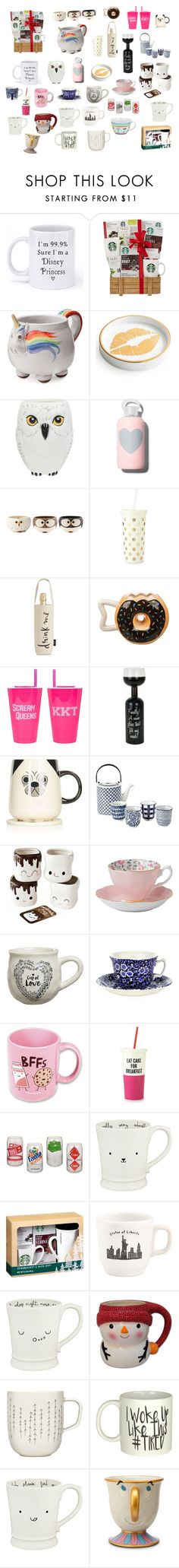 """""""Untitled #197"""" by georgia-rasmussen-gr ❤ liked on Polyvore featuring interior, interiors, interior design, home, home decor, interior decorating, Disney, Elwood, bkr and Kate Spade"""