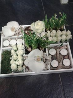 Letterbak - action ((voorjaar-pasen-decoratie))