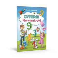Wydawnictwo Skrzat, Cyferki. Pierwsze kroki