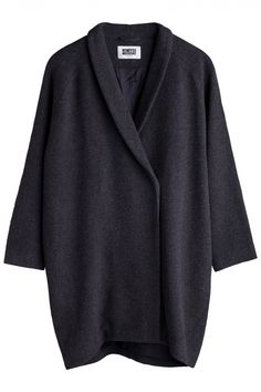 garnichts:    (via Puritan Coat | Weekday)  I want it, and I want it now.