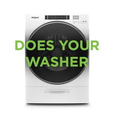 In just one tablet, your appliance can have renewed performance and scent. Affresh® appliance cleaners power away grungy mineral buildup, limescale and odor-causing residue. Just drop it in and let affresh® give you the inside clean you can count on. Use monthly for best results. Household Cleaning Tips, Diy Cleaning Products, Cleaning Solutions, Cleaning Hacks, Clean Washing Machine, Clean Machine, Diy Cleaners, Cleaners Homemade, Washer Smell
