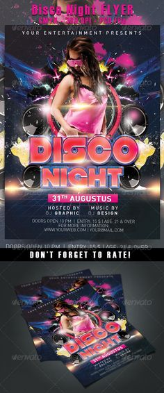 Vector Summer Beach Party Flyer Design With Speake By Articular