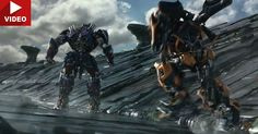 Transformers: The Last Knight Trailer Is Everything You'd Expect #Movie_Cars #Transformers