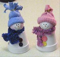 KEURIG CUP crafts+SNOWMAN - Google Search