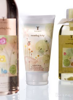 Thymes Sweetleaf Baby http://www.thedieline.com/blog/2008/12/27/thymes-sweetleaf-baby.html