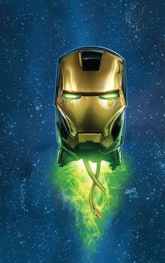 Iron Man by Greg Land