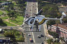 Brigada Militar Rio Grande do Sul - GPMA -Batalhão de Aviação da Brigada Militar (Brasil). http://oalvoradense.com.br/noticias/policia/14645