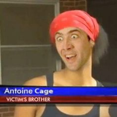 Hide Yo Kids Cage | 50 Life-Changing Nicolas Cage Photoshops That Prove He's A National Treasure