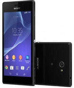 Sony Xperia M2 Dual SIM D2302 - 8GB, WiFi +3G, Black (Mobile Phone)