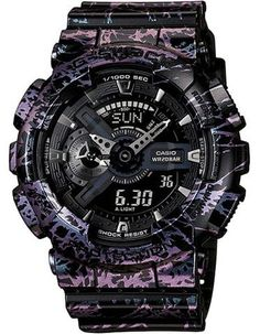 cf15479bafe Casio model GA110PM-1A Casio G Shock Watches