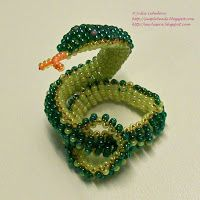 Beaded animals: lots of free detailed tutorials with step by step photos. Easy-to-make, great for beginners!