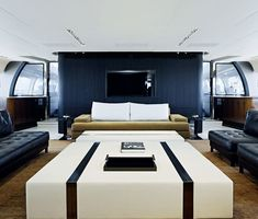 Urban at sea — Yachting — Liaigre