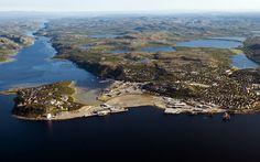 Kirkenes Kirkenes, Motorcycle Travel, River, Outdoor, Outdoors, Outdoor Games, Outdoor Living, Rivers