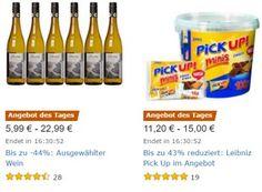 """Käfer: Weinpakete bei Amazon für einen Tag mit Rabatt https://www.discountfan.de/artikel/essen_und_trinken/kaefer-weinpakete-bei-amazon-fuer-einen-tag-mit-rabatt.php Als """"Angebot des Tages"""" sind heute bei Amazon 22 Weinpakete zu Schnäppchenpreisen zu haben. Mit dabei sind auch einige Käfer-Weine. Die Preise beginnen bei 15,19 Euro für sechs Flaschen. Käfer: Weinpakete bei Amazon für einen Tag mit Rabatt (Bild: Amazon.de) Die Käfer-Weinpakete mit R... #R"""