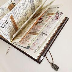 Baum-kuchen - Eunice's Traveler's Notebook [Original Compilation of Memoirs] INSPIRING! Journal Diary, Journal Notebook, Journal Pages, Dream Journal, Travelers Notebook, Filofax, Bujo, Journal Inspiration, Inspiration Boards