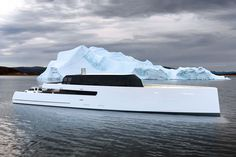 Progressive yacht concept