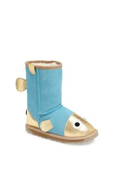 EMU Australia 'Little Creatures - Fish' Boot (Toddler, Little Kid & Big Kid) available at #Nordstrom