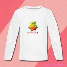 My Little Unicorn, One Design, Graphic Sweatshirt, T Shirt, Sweatshirts, Long Sleeve, Sleeves, Sweaters, Mens Tops