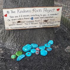 The Kindness Rocks Project – The Art of Connection
