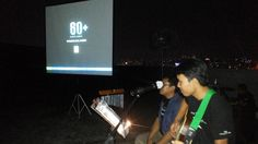 Enjoying the night with special perfomance by Jaya Band from our colleagues. Mr Heru and Mr Jaya. #ihgearthhour #ihgcares #changeclimatechange #lifeatihg #crowneplazasemarang #earthhour2016 #earthhour