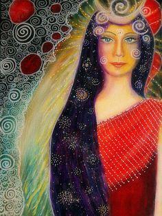 Mayam - Priestess of the divine feminine