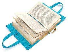 Book Cover Bag SEA CRITTERS