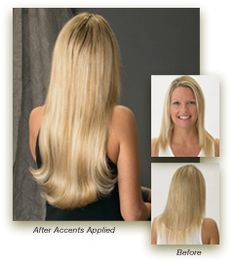 Hair Extensions - Accents at National Hair Centers http://www.nationalhair.com/womens-hair-loss/hair-extensions/accents-hair-extensions/ (scheduled via http://www.tailwindapp.com?utm_source=pinterest&utm_medium=twpin&utm_content=post9690338&utm_campaign=scheduler_attribution)